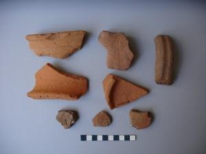 Pre Roman (Classical/Hellenistic) period sherds