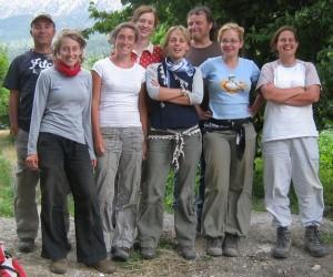 Survey team