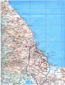 mapa centro veracruz